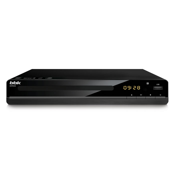 DVD BBK DVP032S AVI,DOLBY DIGITAL,USB,KARAOKE